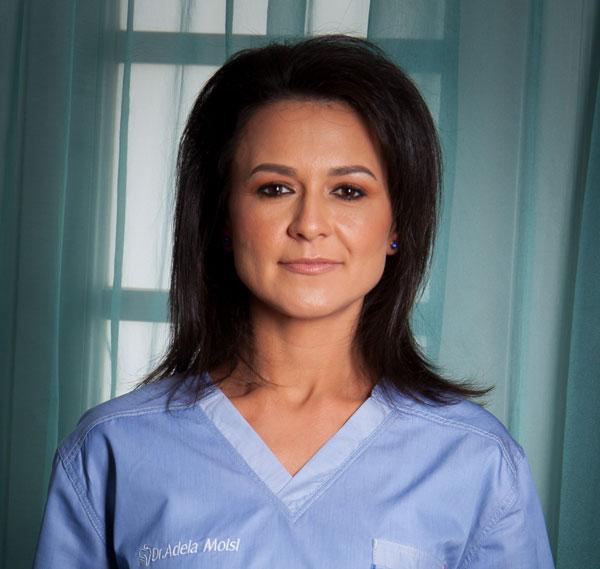 Dr. Adela Moisi