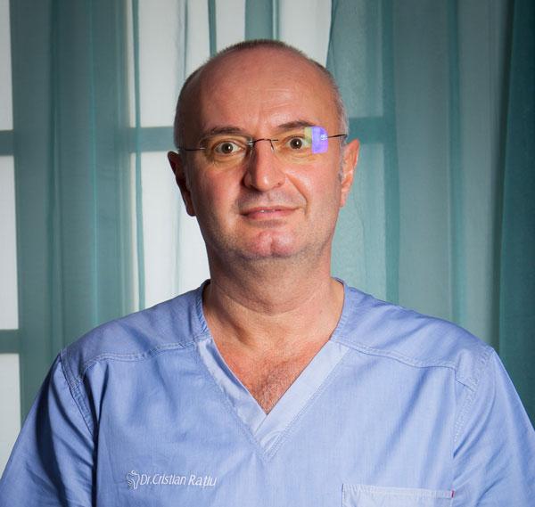 Prof. Dr. Cristian Rațiu